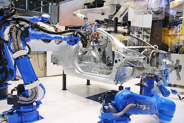 机器人与自动化轴承